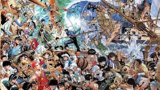 Top 50 Most Powerful Anime & Manga Characters