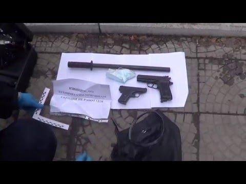 Полицейские задержали подозреваемых в разбойных нападениях на банки