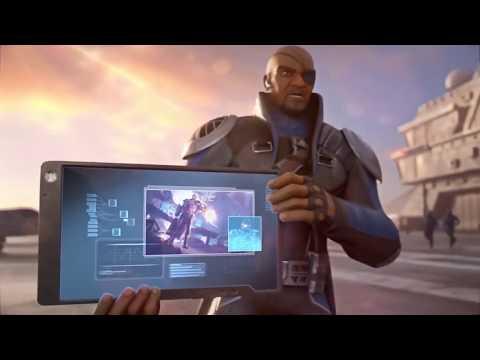 Представлена новая игра по вселенной Marvel. Трейлер Marvel Strike Force