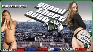 GTA V Con la Banda | EN DIRECTO | ps3 lol xxxxx djcuervoremix