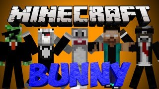 "Minecraft NEW EPIC ""BUNNY TAG"" Minigame"