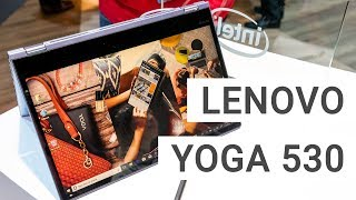 Lenovo Yoga 530 with Active Pen 2 Hands On Review