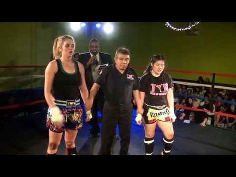 Muay Thai Global IX 8 Kempton vs Syvong