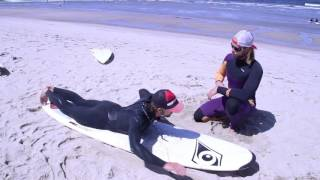 Surfen: Tutorial Takeoff | AllYouCanSurf