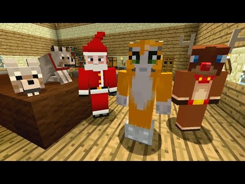 Minecraft Xbox Christmas Rescue 261