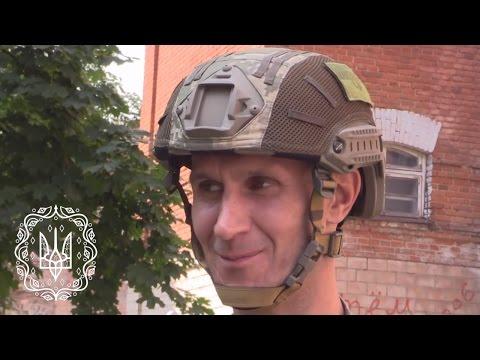Український балістичний десантний шолом «ТОР-Д»: версія для десантників і бійців спецназу ЗСУ