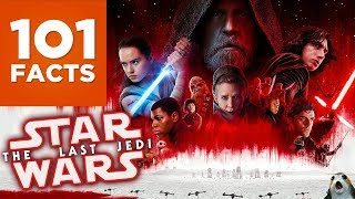 Download Lagu 101 Facts About Star Wars Episode VIII: The Last Jedi Gratis STAFABAND