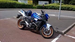 Suzuki GSX1300 B King motorbike review