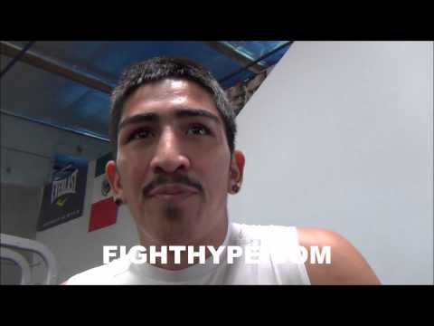 LEO SANTA CRUZ EYES ABNER MARES AND GUILLERMO RIGONDEAUX IN NEAR FUTURE I WANT THAT FIGHT