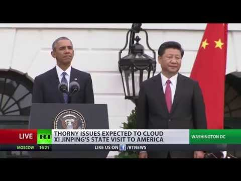 World of Differences? Thorny issues to cloud China's president visit to US