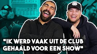 SJAAK & SAM J'TAIME OVER STOPPEN MET RAPPEN, ACTEREN EN EEN ALBUM - DE SUPERGAANDE TALKSHOW