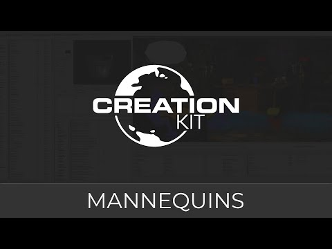 Creation Kit Tutorial (Mannequins)
