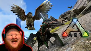 Ark: Survival Evolved | Part 18 | SABER TOOTH TERROR