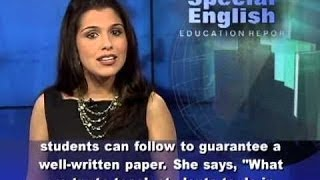 Learning Special English with VOA, VOA learning English, All the Report for April 2017