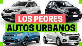 AUTOS URBANOS hasta $215,000 | Motoren Mx