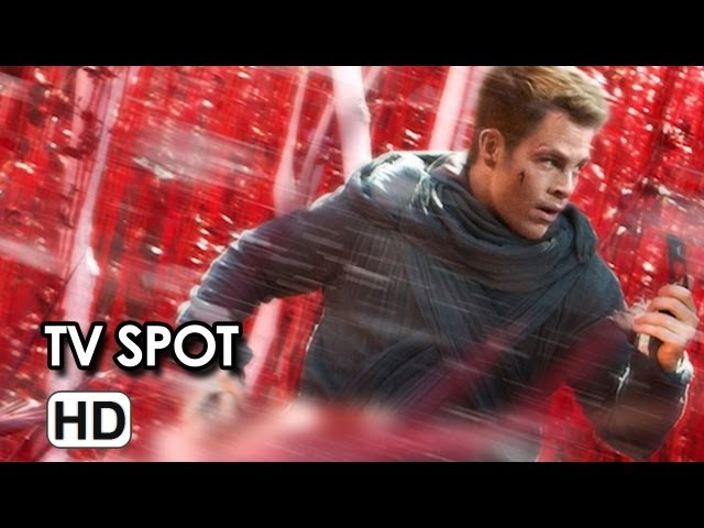 Star Trek Into Darkness TV SPOT - Run (2013) - Chris Pine Movie HD