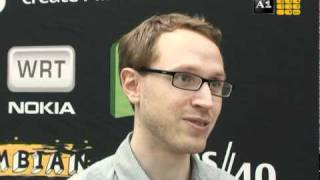Nokia Qt developer day - Interview Andreas Jakl