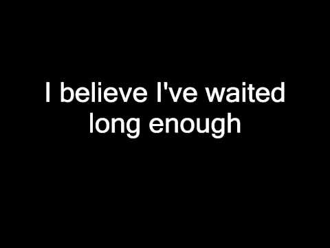 Foo Fighters - Walk (lyrics)