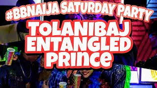 #BBNaija 2020 2nd Saturday Night After Parte || TOLANIBAJ FALLS HEAD OVER HEELS IN LOVE WITH PRINCE?