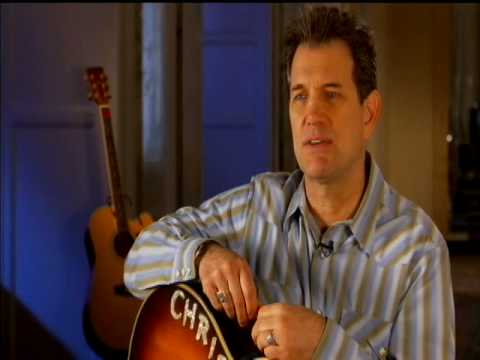 Chris Isaak on rock and roll in a museum