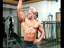 Brian Graham, Video Action Tricep Workout
