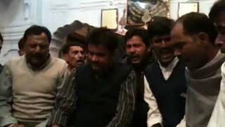 Ashab-e-jaan nisaar ( Sabir Raza Sabir)