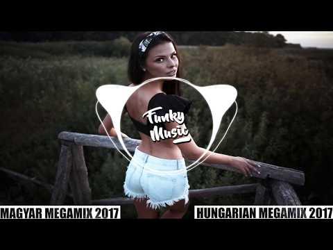 Hungarian Dance Club Megamix 2017 || Legjobb Magyar Club Zenék 2017