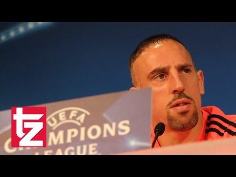 """Franck Ribéry kritisiert Pep Guardiola: """"Ich muss frei sein auf dem Platz"""" - FC Bayern München"""