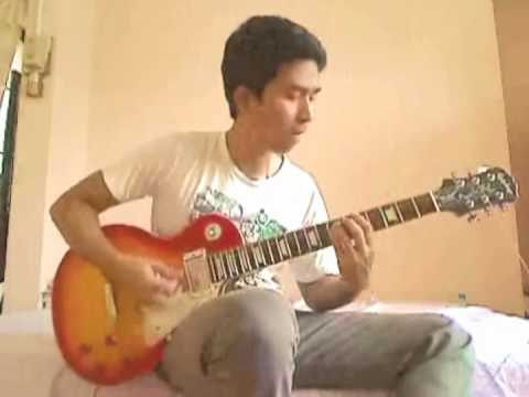 Cocktail — คุกเข่า (Full song Guitar cover)