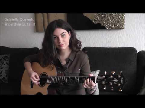 Download Lagu (Hoobastank) The Reason - Gabriella Quevedo MP3 Free