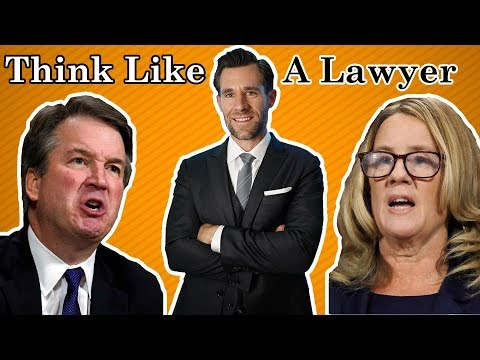 Real Law Review: Kavanaugh v. Ford Hearing