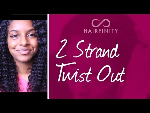 How to Get the Perfect 2 Strand Twist Out: Easy Natural Hairstyle Tutorial