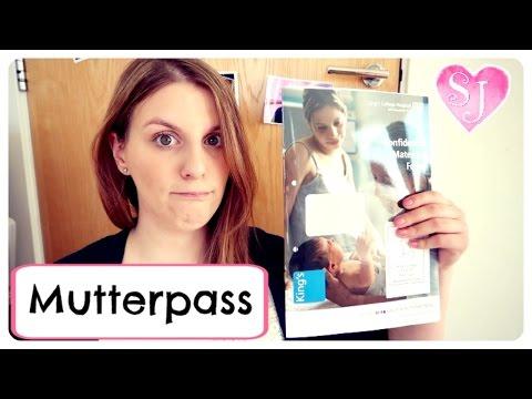 MUTTERPASS | SCHWANGER IN ENGLAND | UPDATE