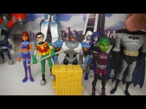 Review da Coleção de Teen Titans