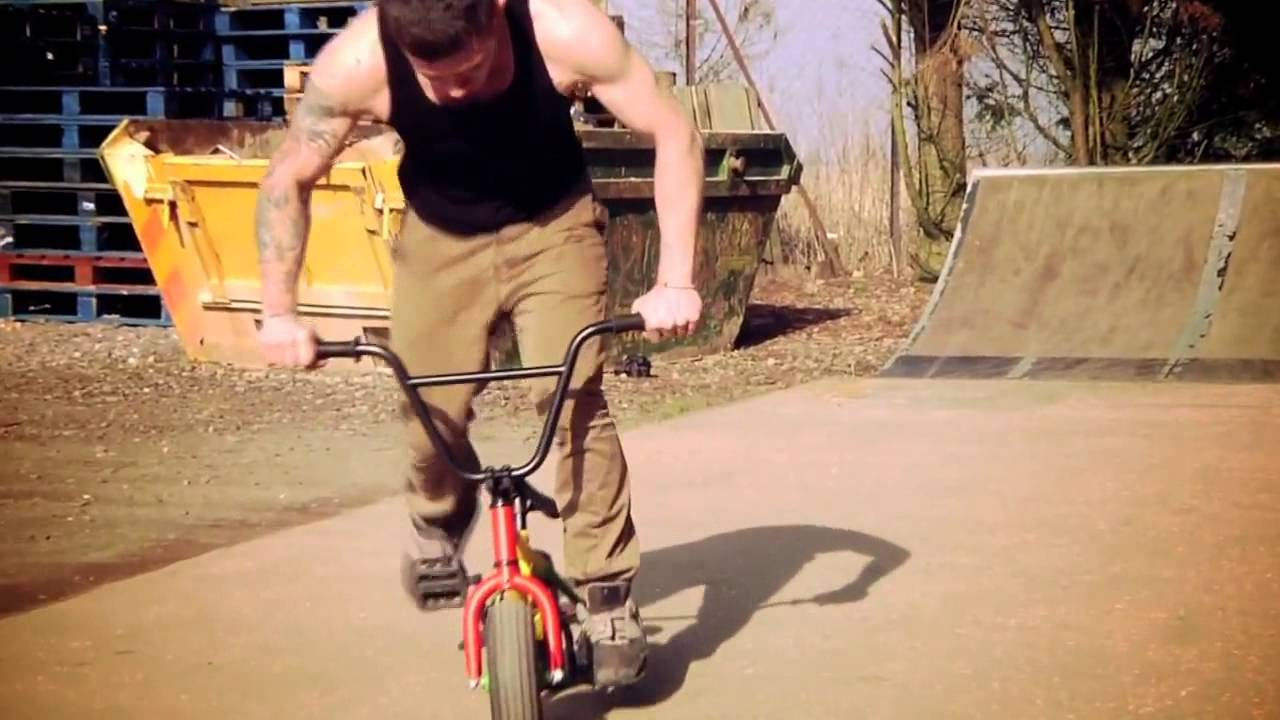 Rocker Mini Bmx Youtube