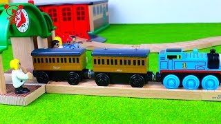 Trains for kids: Thomas and friends, trucks and cars, airplane for kids, brio train