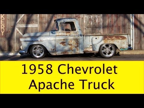 1958 Chevy Truck Music Videos