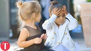 30 Strict Rules The Kardashian Kids MUST Follow - Compilation