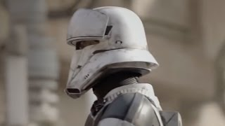 Rogue One: Behind the Scenes | Star Wars 2016