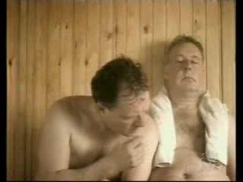 Gorditos en la Sauna -Bears Sauna-