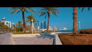 DJI Osmo Pocket - Cinematic Test Footage - Doha, Qatar