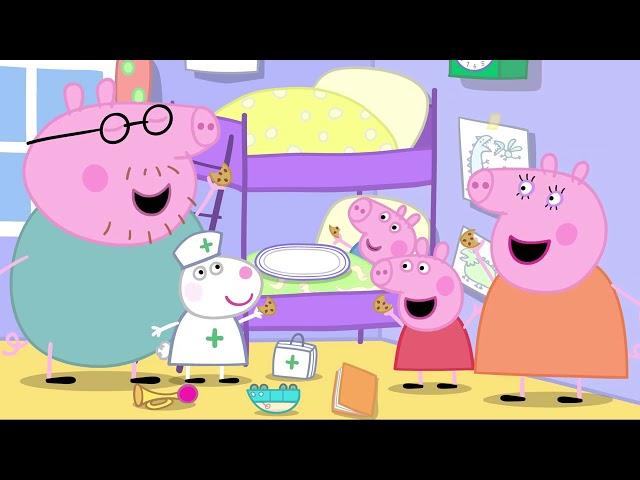 Peppa Pig po Polsku najlepsze odcinki - Kompilacja 12 - Świnka Peppa