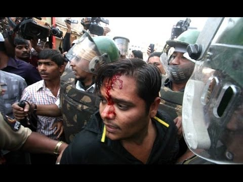 Hyderabad Vijay Kumar Mecca Masjid Stone Pelting Case referred to Human Rights Commission