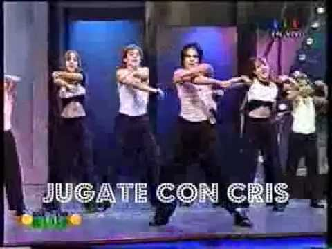 Chiquititas EN SABADO BUS - Rebelde (Coreografia)
