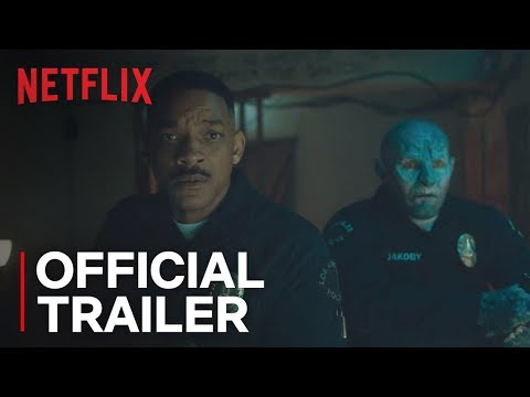 Bright | Official Trailer 2 [HD] |  Written by MAX LANDIS  Directed by DAVID AYER | Netflix streaming vf