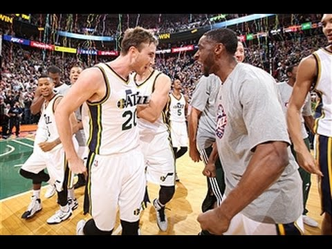 Gordon Hayward's Game-Winner From All Angles! - Taco Bell Buzzer-Beaters