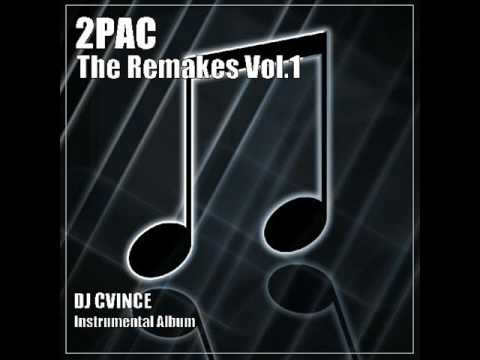 Instrumental - 2pac - Part Time Mutha 1991 (DJ Cvince Remake)