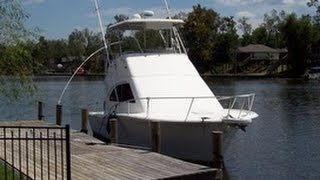 [SOLD] Used 2003 Luhrs 34 Sportfish Convertible in New Orleans, Louisiana