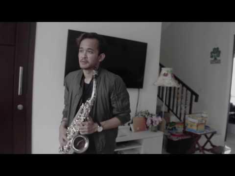 Afgan - Bukan Cinta Biasa (alto saxophone cover by Christian Ama)