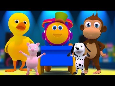 Bob, il treno- Animal Sounds Canzone